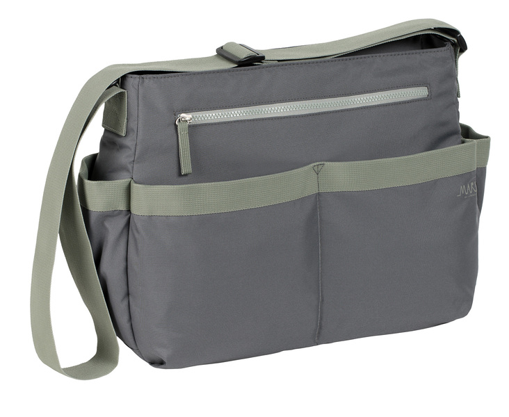 Lässig Marv Shoulder bag Grey