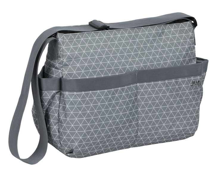 Lässig Marv Shoulder bag Tiles Grey