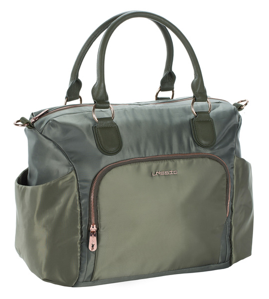 Lässig Gold Label Avenue bag Olive