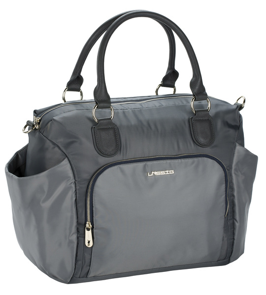 Lässig Gold Label Avenue bag Grey