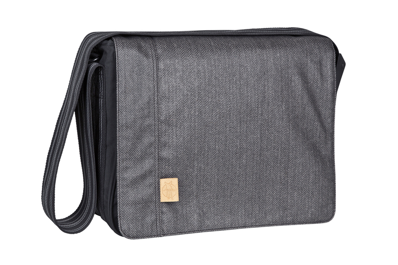 Lässig C. Messenger Bag Twill black