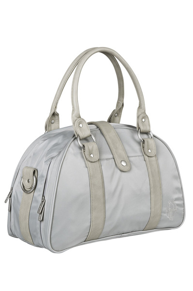 Lässig Glam Shoulder Bag Light grey