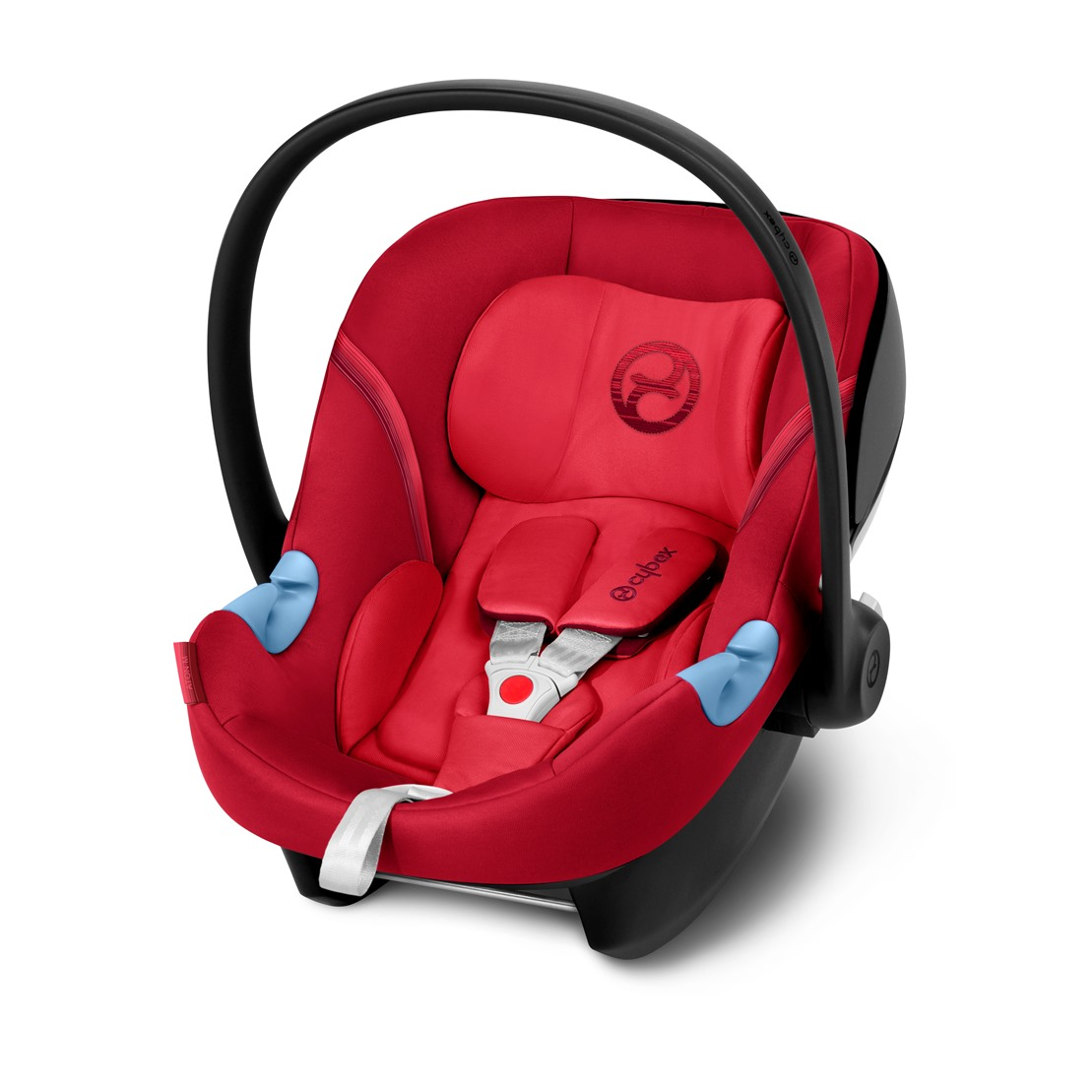 Autosedačka Cybex Aton M Rebel red