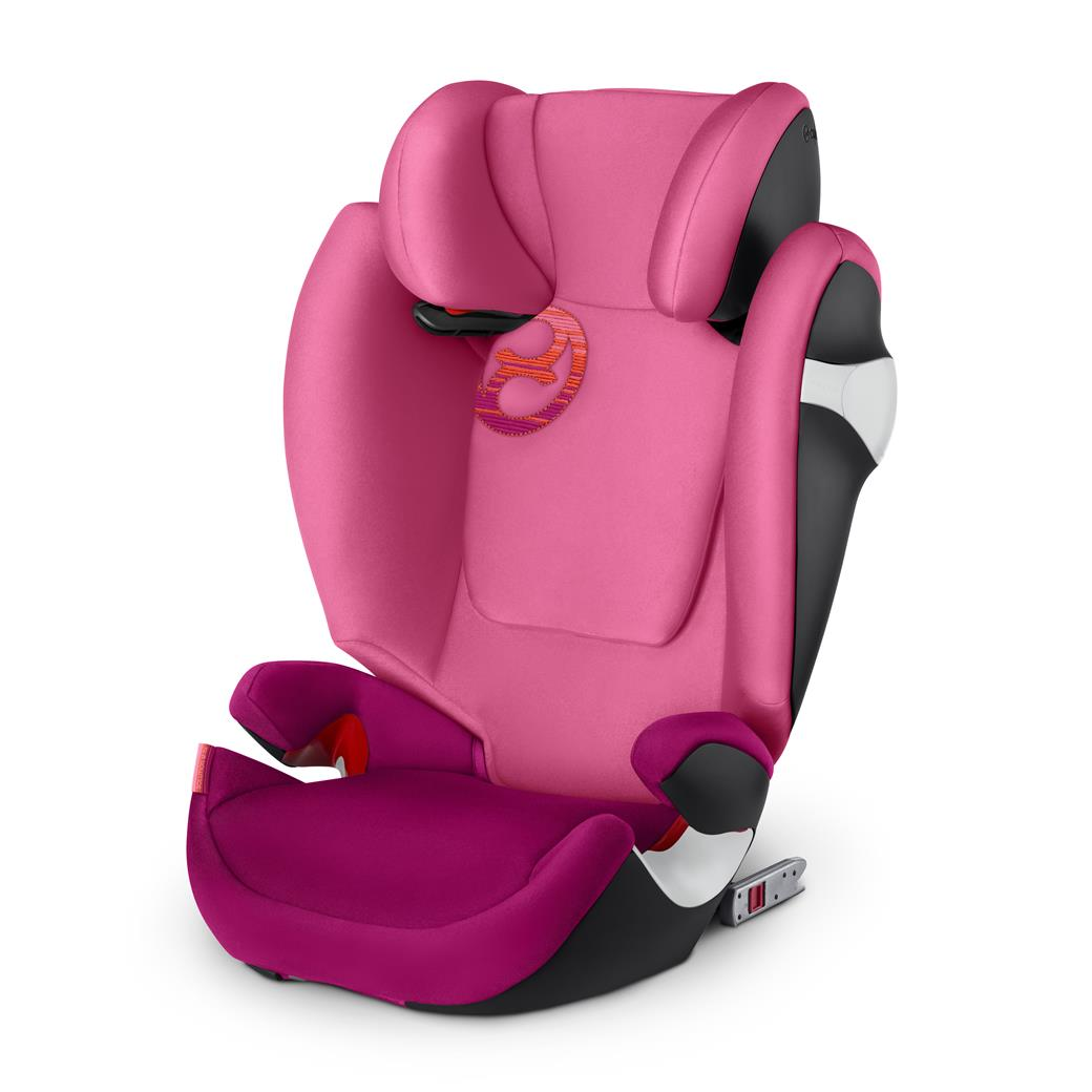 Cybex Solution M-fix 2018 Passion pink