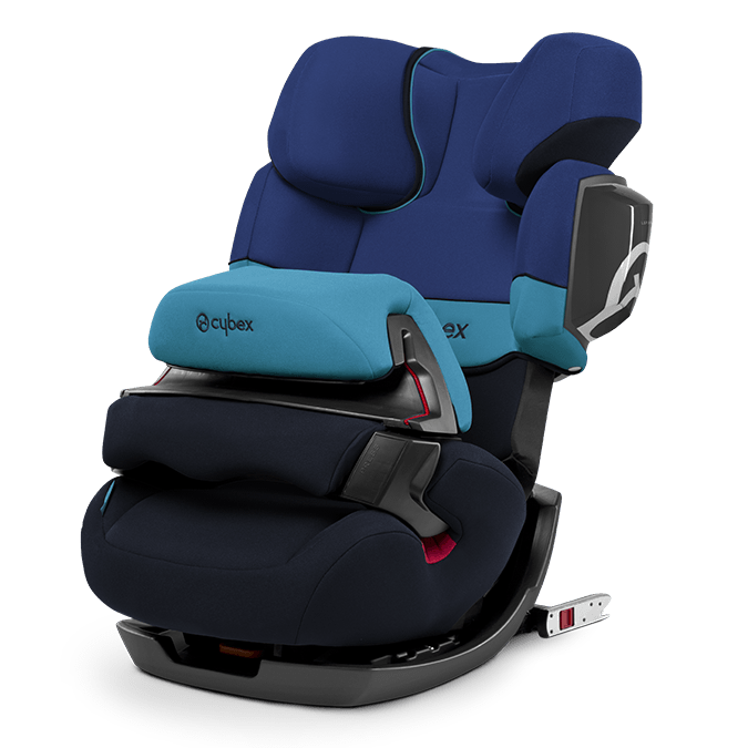 Cybex Pallas 2-fix 2017 Blue moon