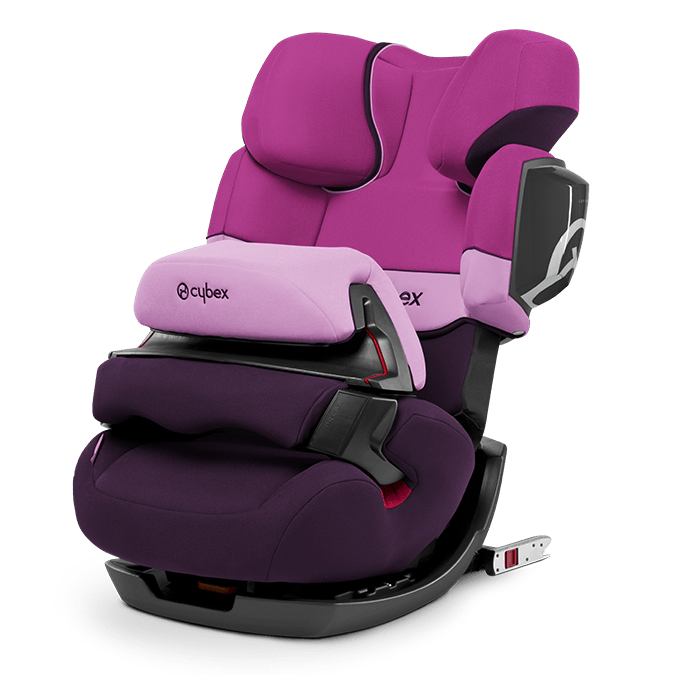 Cybex Pallas 2-fix 2017 Purple rain