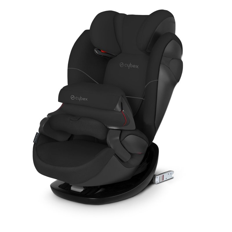 Cybex Pallas M-fix 2019 Pure black