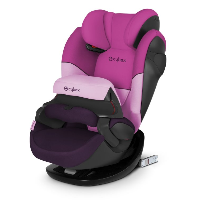 Cybex Pallas M-fix 2019 Purple rain