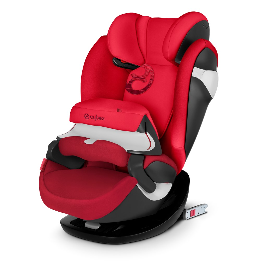 Cybex Pallas M-fix 2018 Rebel red