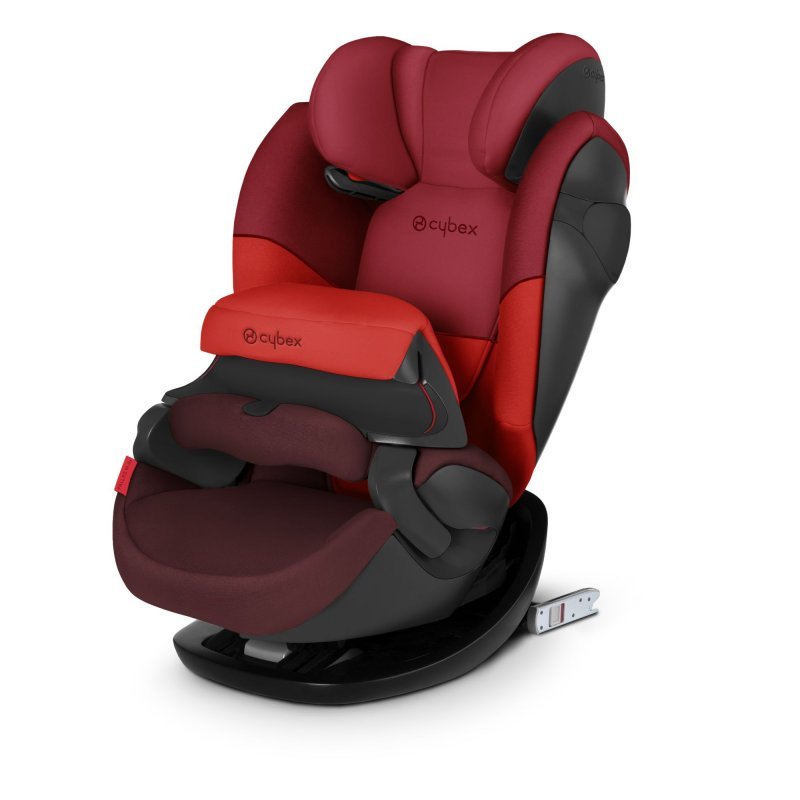 Cybex Pallas M-fix 2019 Rumba red