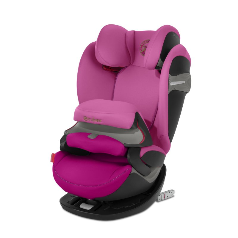 Cybex Pallas S-fix 2019 Fancy pink