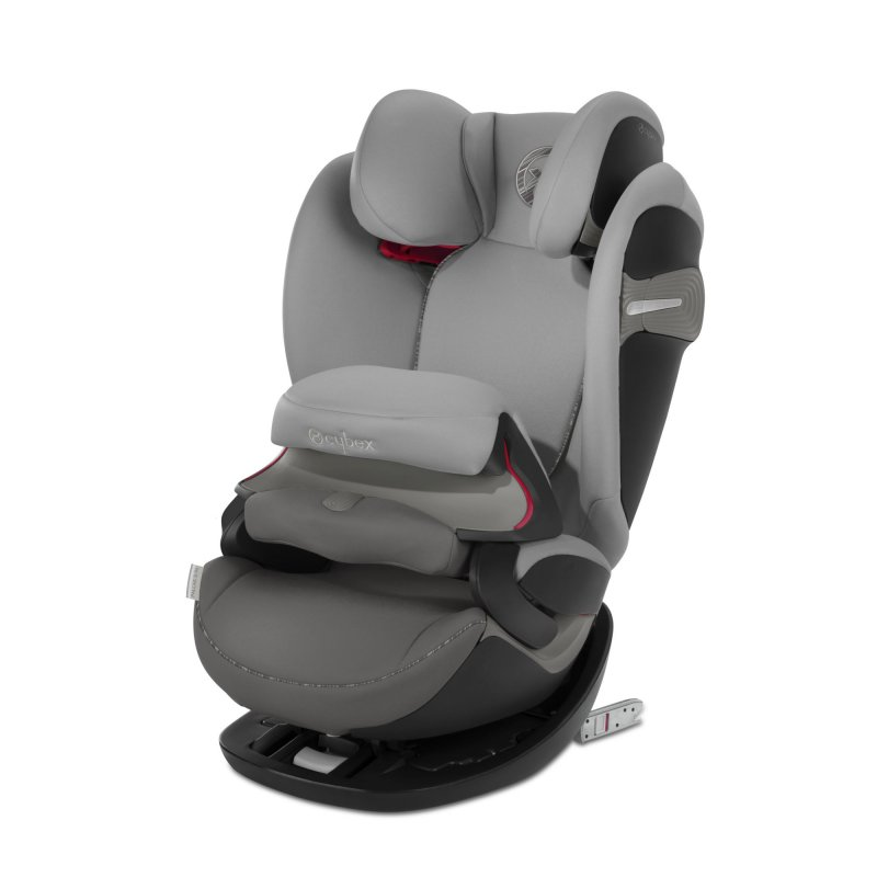 Cybex Pallas S-fix 2019 Manhattan grey