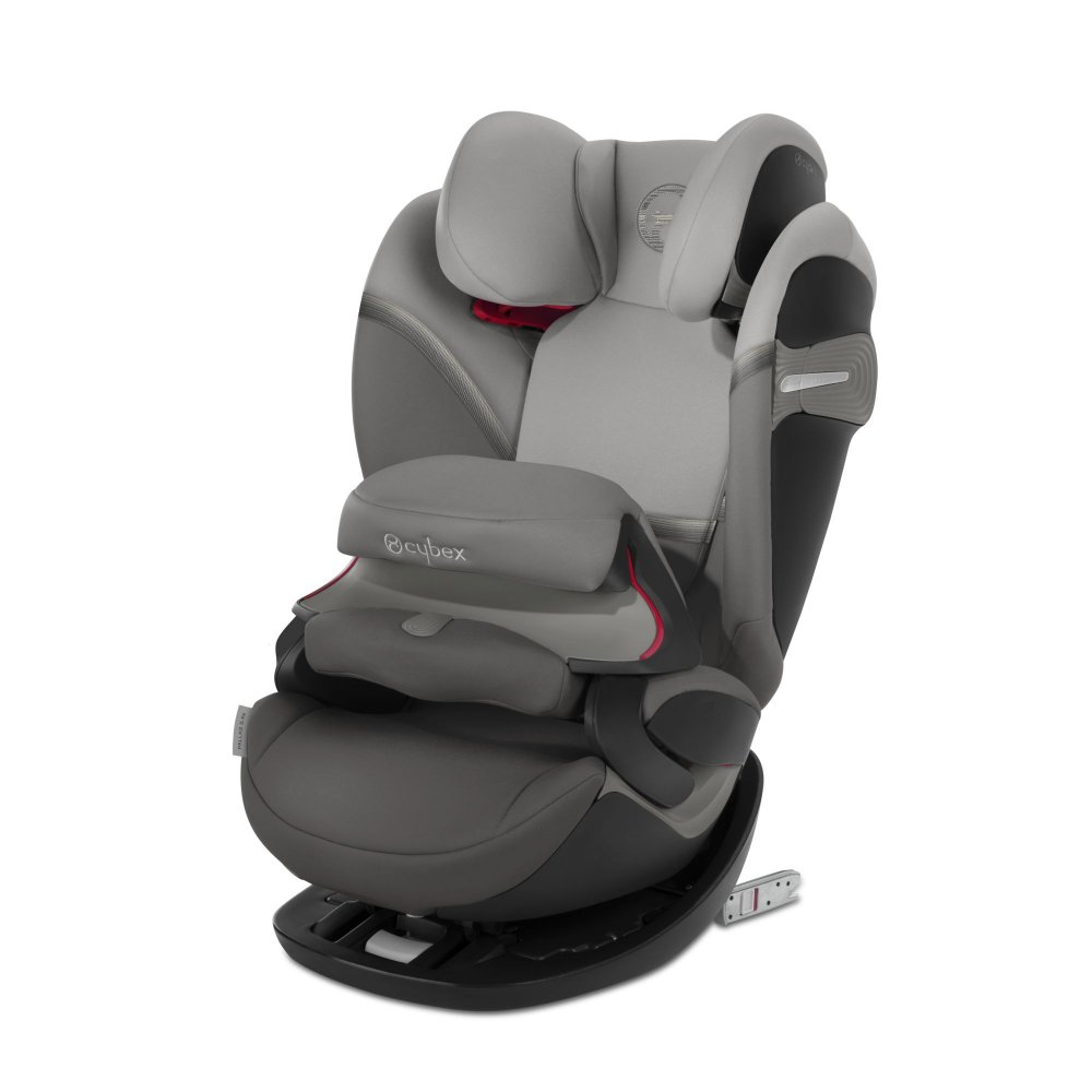 Cybex Pallas S-fix 2020 soho grey