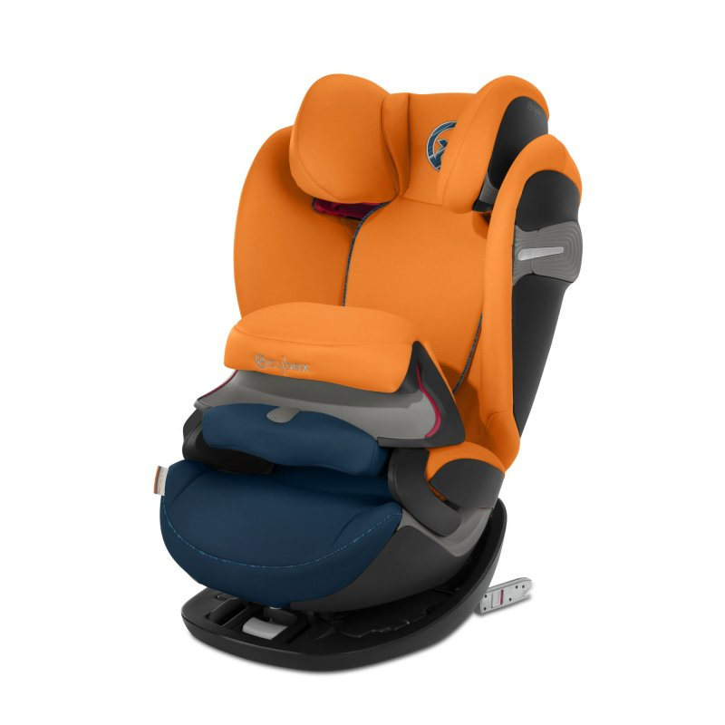 Cybex Pallas S-fix 2019 Tropical blue