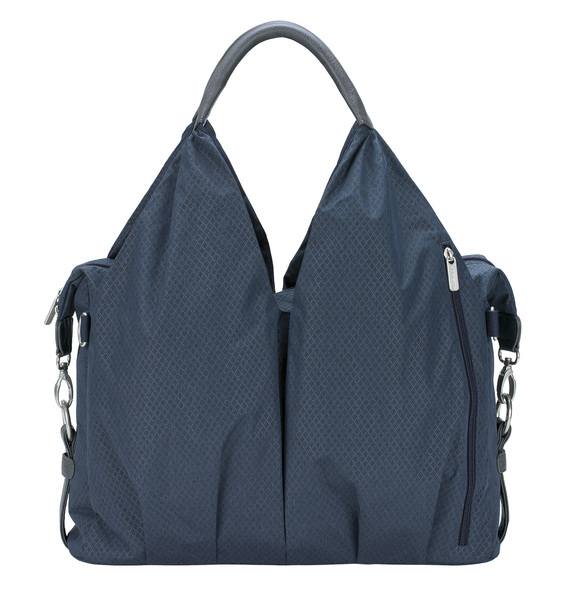 Lässig Green Label Neckline Bag Blue Mel