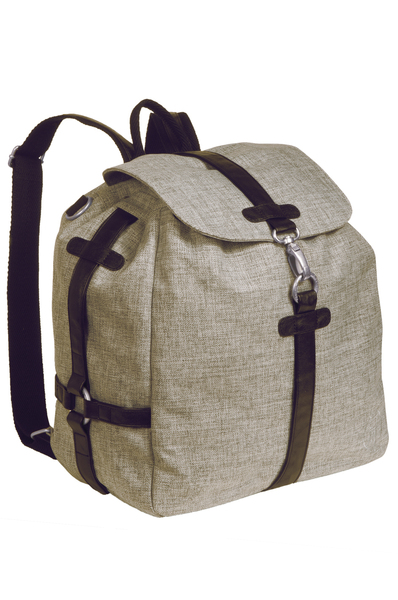 Lässig Green Label Backpack choco m.