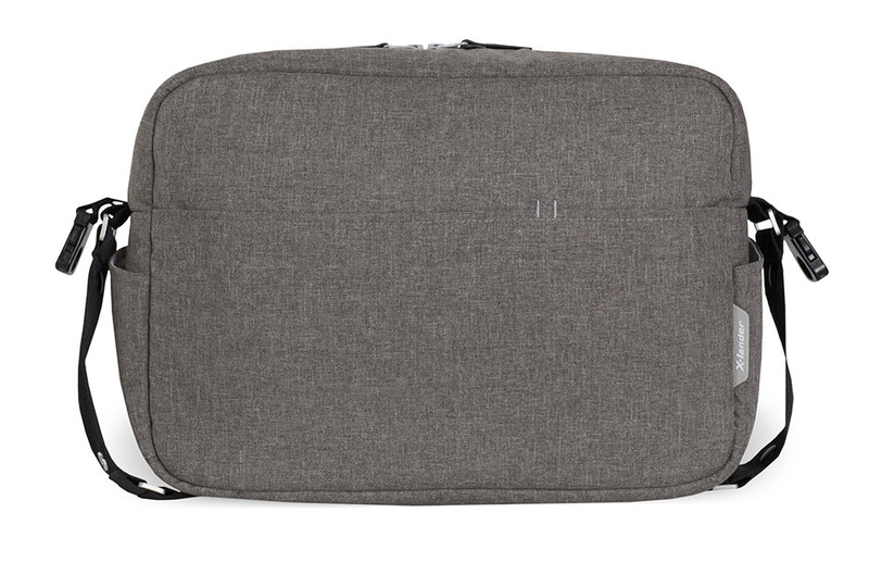 Taška X-Lander X-Bag Evening grey