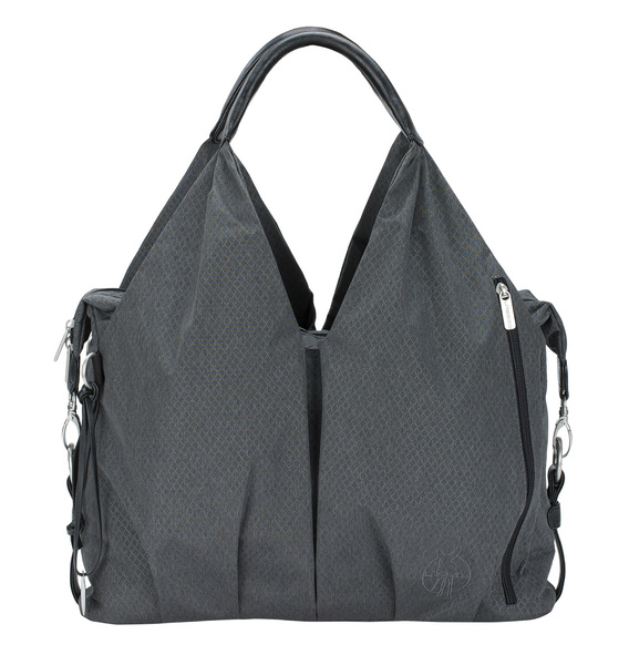 Lässig Green Label Neckline Bag BlackMel