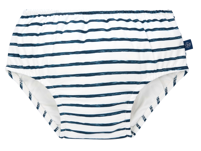 Plavky Lässig Swim Boys stripes navy