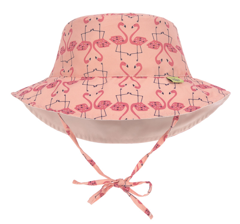 Klobouček Lässig Bucket hat Flamingo