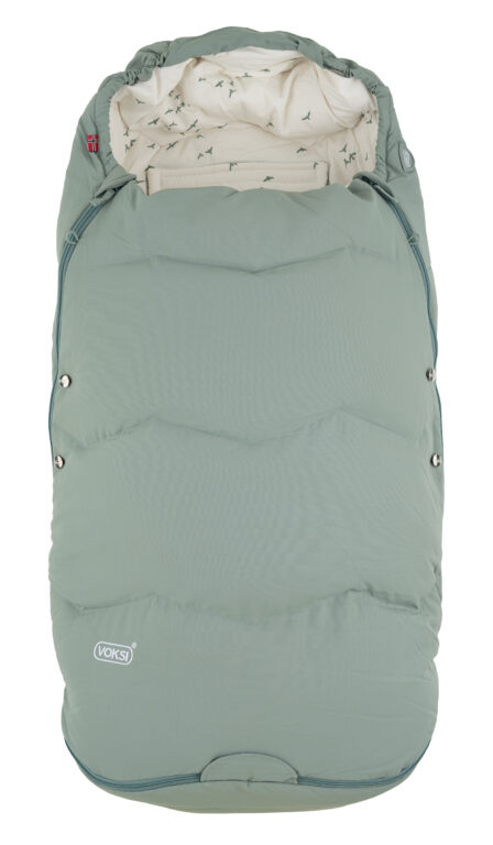 Fusak Voksi Explorer sea green