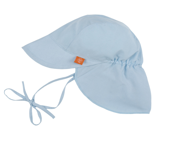 Klobouček Lässig Flap hat Light blue