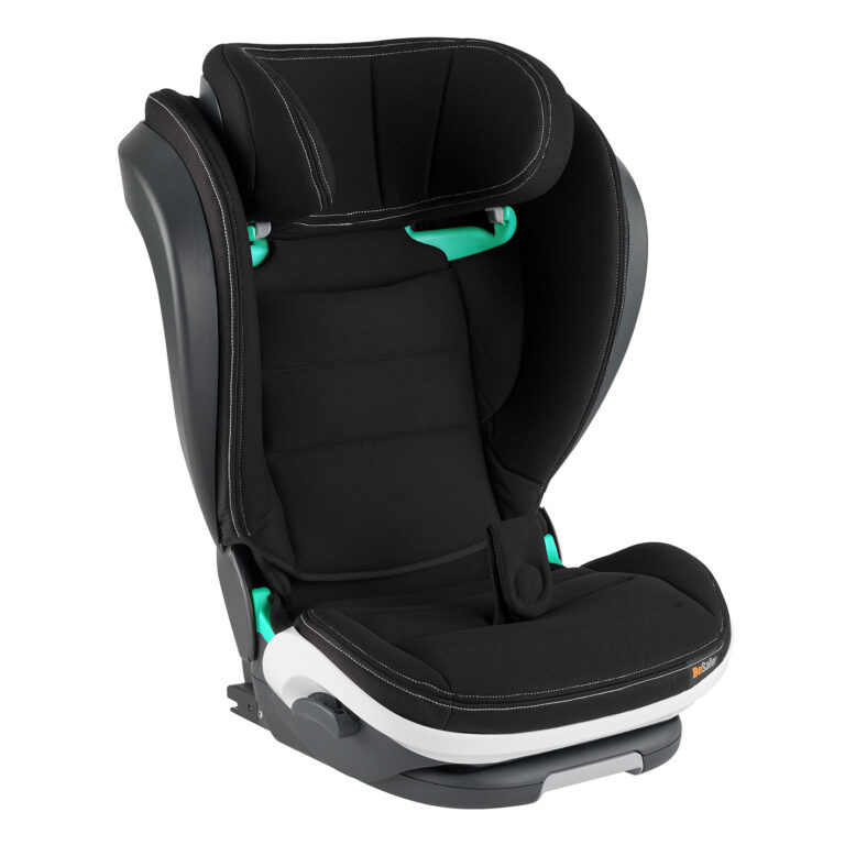 BeSafe Flex Fix i-Size 50 black interior