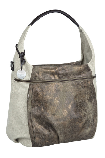Lässig Casual Hobo Bag Olive beige