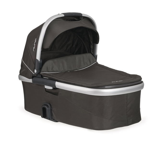 Korba Nuna IVVI Carrycot Coffee