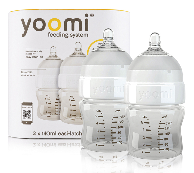 Lahev Yoomi Bottle 5oz Double pack