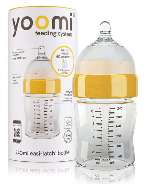 Lahev Yoomi Bottle 8oz