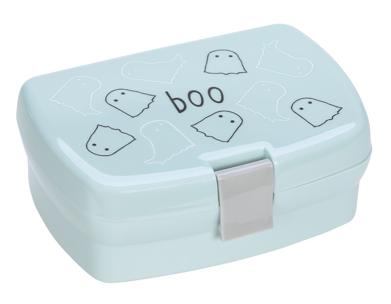 Lunchbox Lassig Spookies aqua