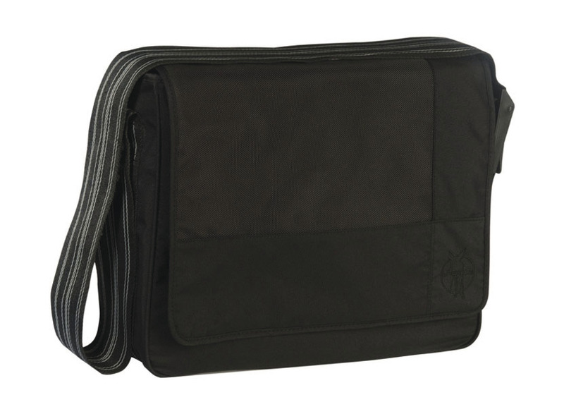 Lässig C. Messenger Bag Patchwork black