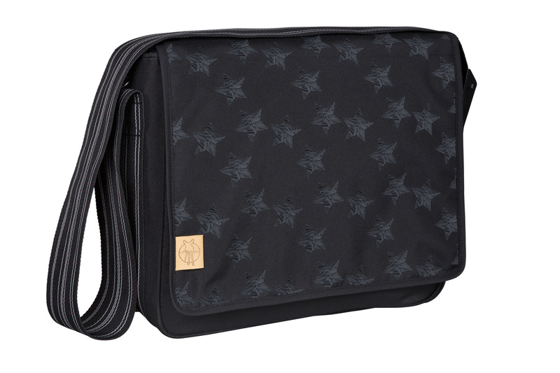 Lässig C. Messenger Bag Reflective black
