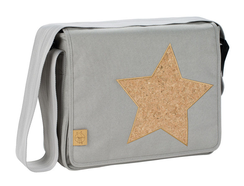Lässig C. Messenger Bag Cork star grey