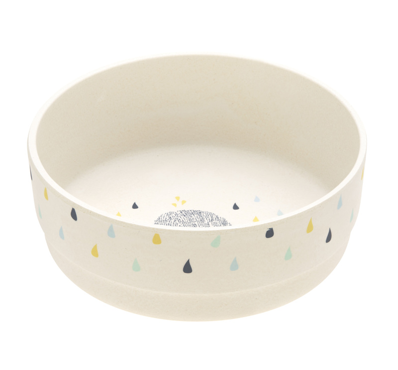 Miska Bowl Bamboo Little water whale