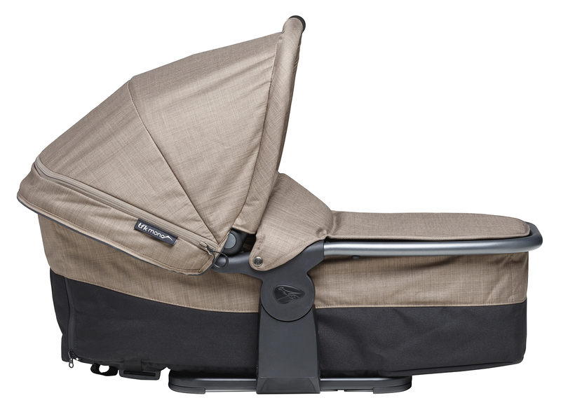 Korba TFK Carrycot Mono Combi brown