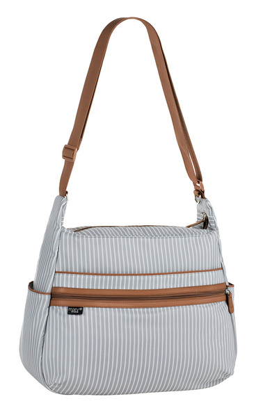 Lässig Marv Urban bag Light grey