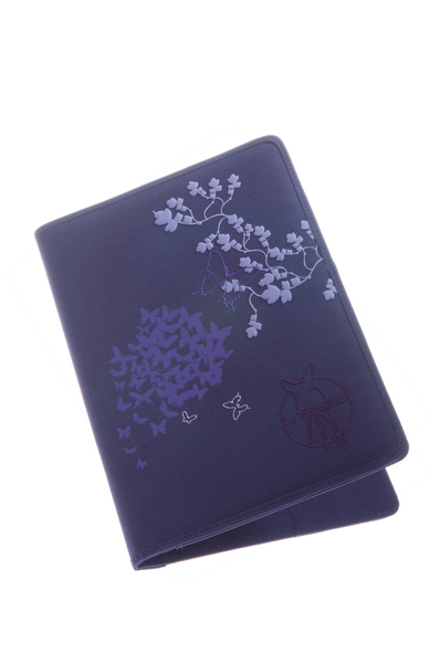 Organizér Lässig Casual butterfly purple
