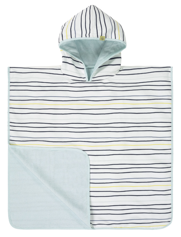 Beach poncho Lassig boys little sailor