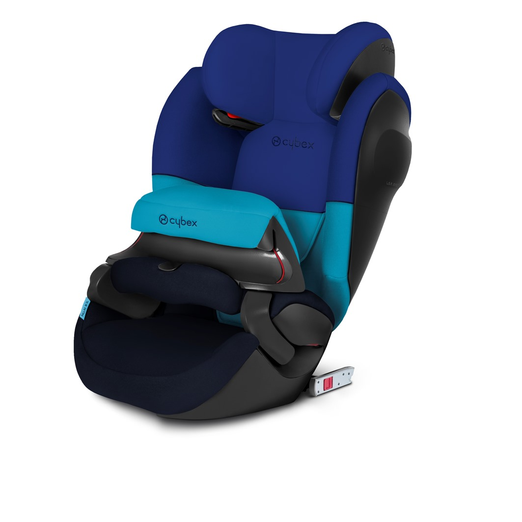 Cybex Pallas M-fix SL 2020 Blue moon