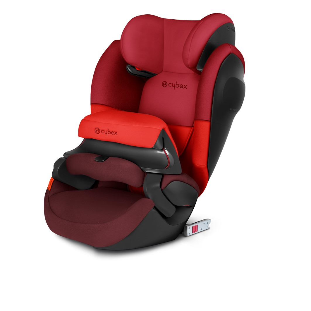 Cybex Pallas M-fix SL 2020 Rumba red