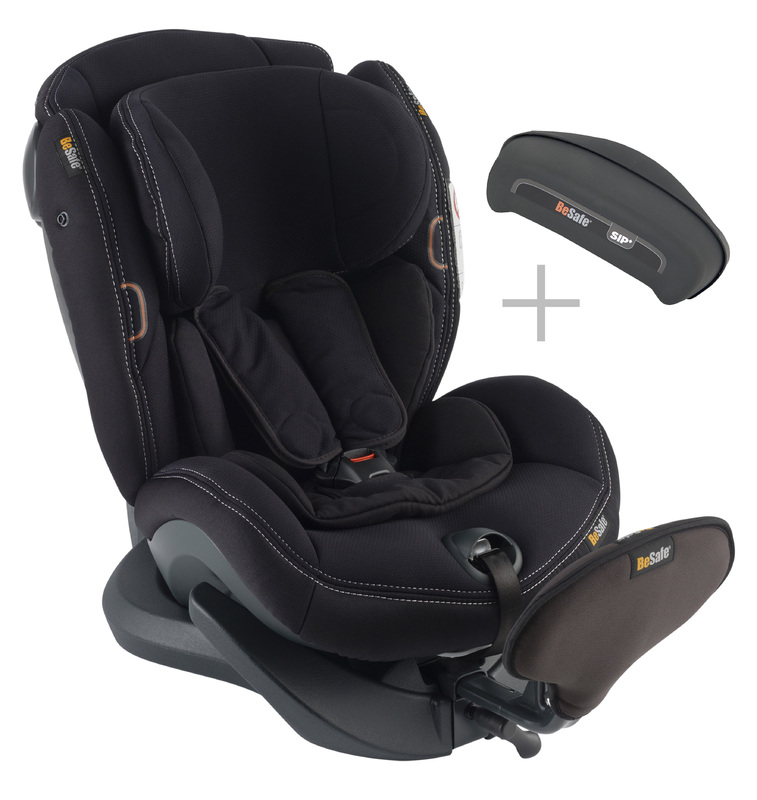 BeSafe IZI Plus X1 50 black interior