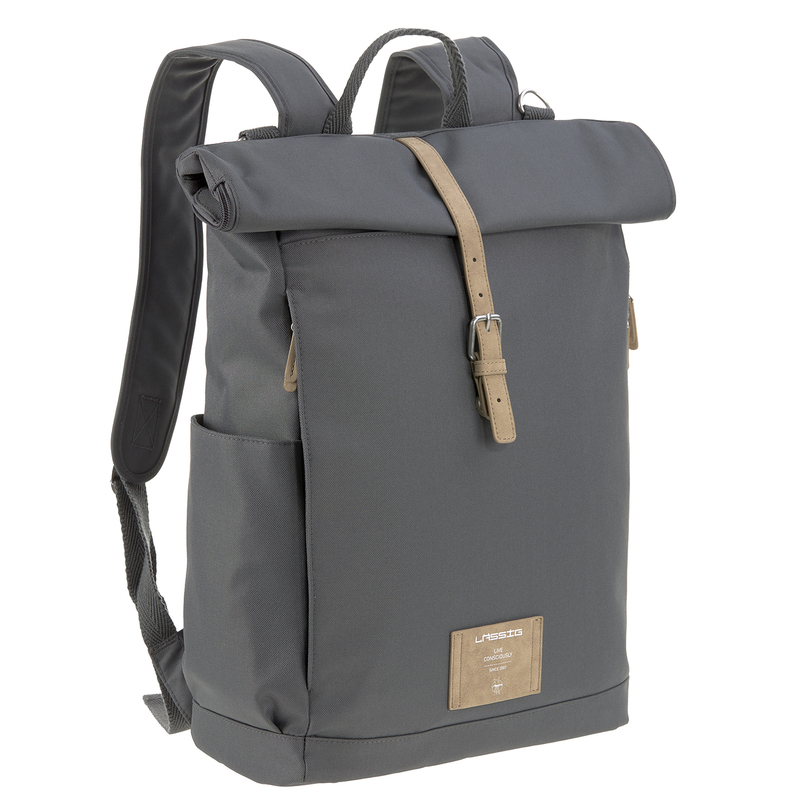 Lässig Green Label Rolltop anthracite
