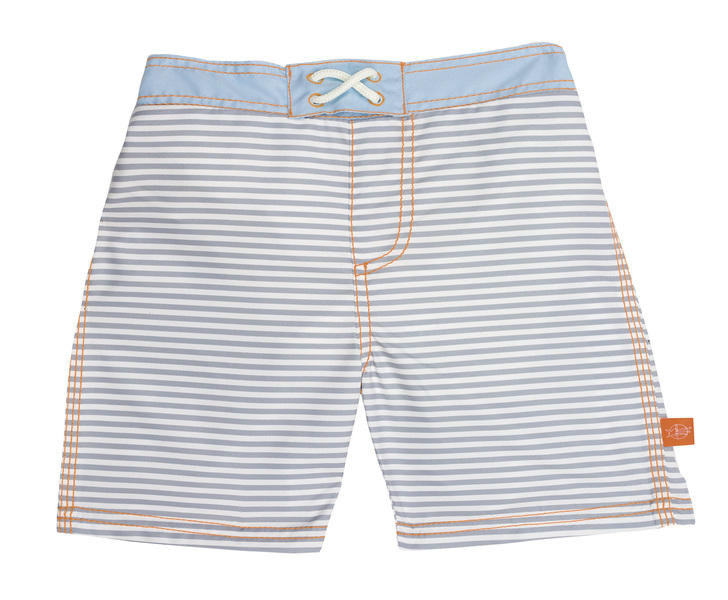 Plavky Lassig Board Shorts Small stripes