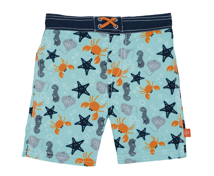 Plavky Lassig Board Shorts Star fish