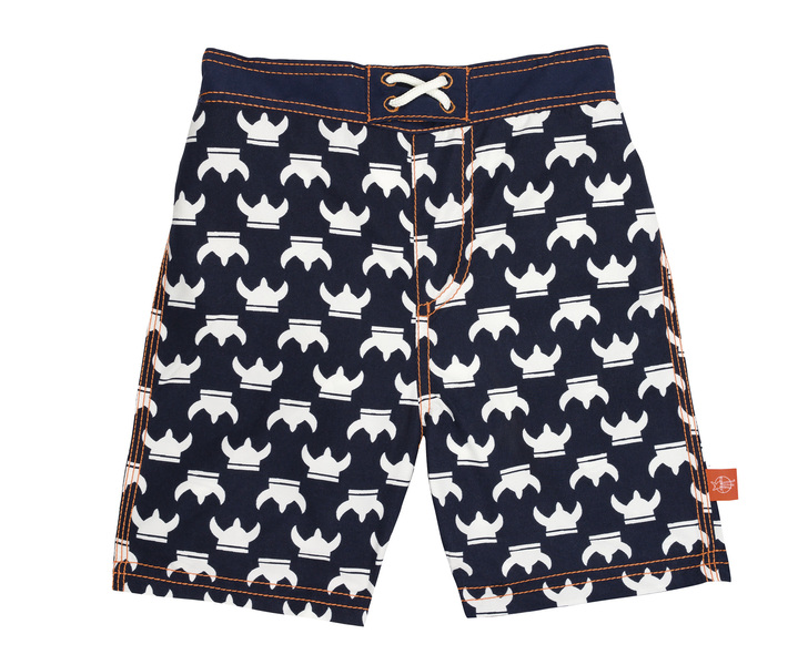 Plavky Lassig Board Shorts Viking
