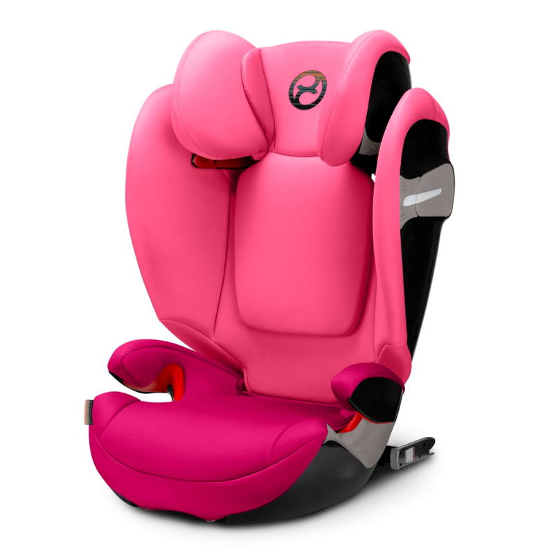 Cybex Solution S-fix 2018 Passion pink