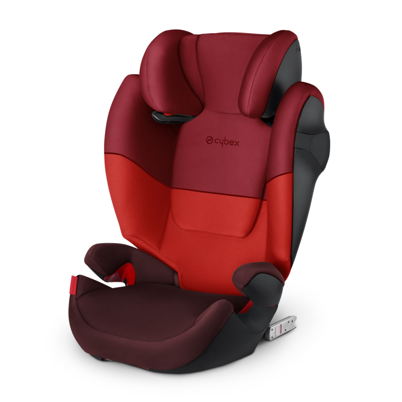 Cybex Solution M-fix 2019 Runba red