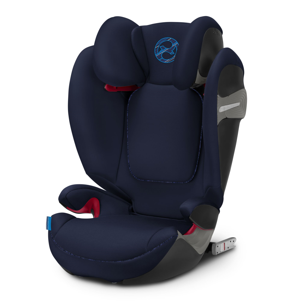 Cybex Solution S-fix 2019 Indigo blue